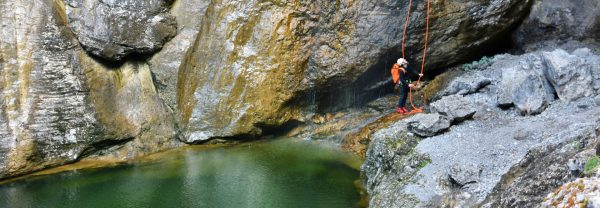 Canyoning Privatführung